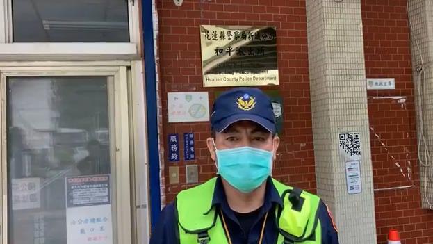 快新聞/太魯閣號出軌 第一位到場警察是「他」:能救一個算一個