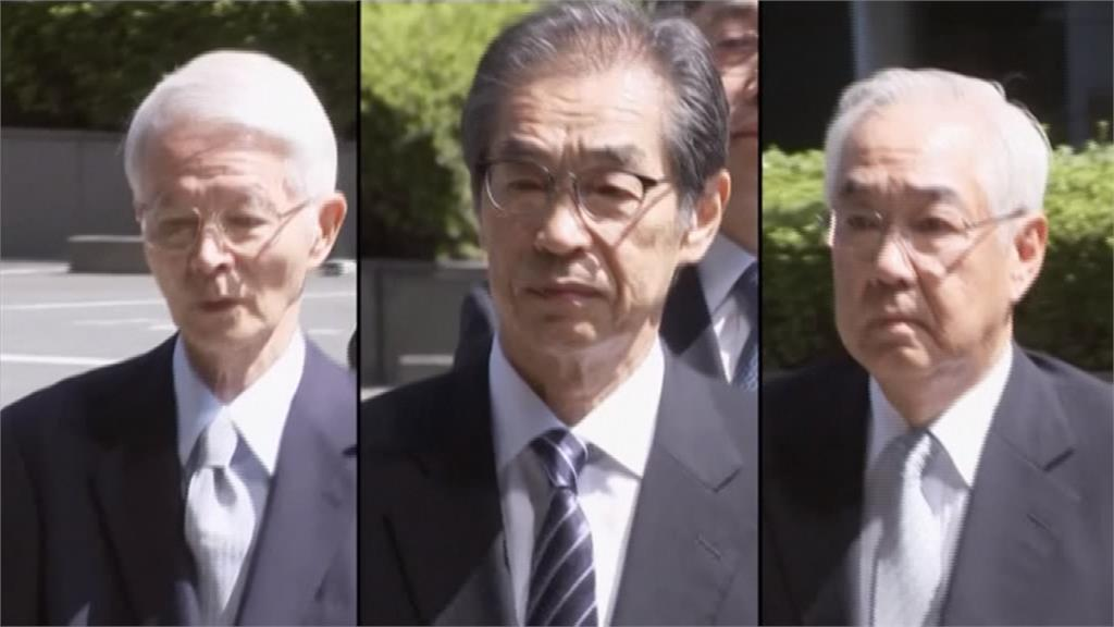 因福島核災被起訴 東電前高層3人獲判無罪