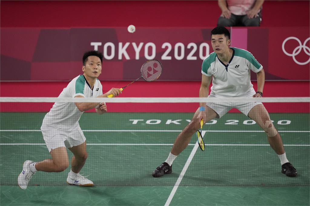 東奧/羽球黃金搭檔「麟洋配」進4強 潘孟安:奧運史上首次!謝謝王齊麟、李洋的絕佳默契