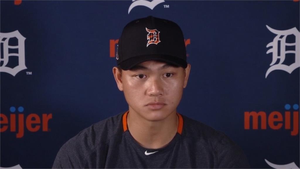 MLB/拚老虎五號先發 江少慶:目標進入開季名單