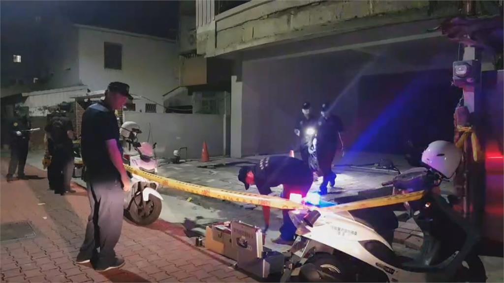 槍擊案台南今年迄今15件 議員轟人人自危警繃緊神經:努力查緝違法槍械