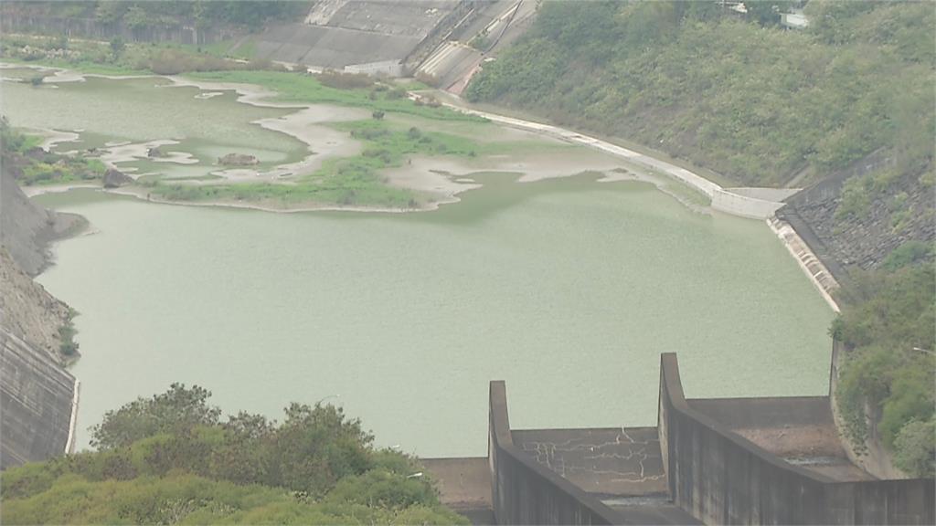 南化水庫蓄水跌破3成 台南增設移動淨水設備