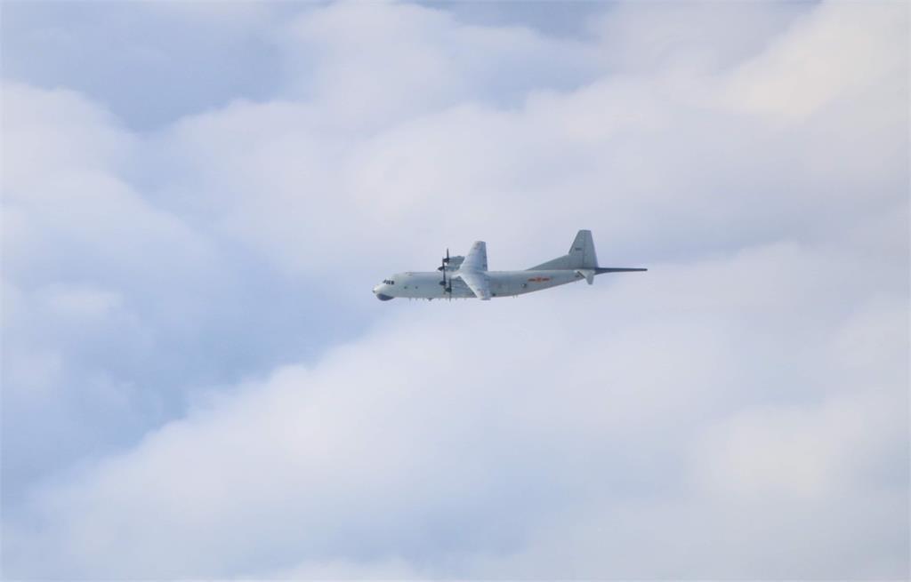 快新聞/中國軍機又擾台! 運8反潛機1架次闖我西南空域遭廣播驅離