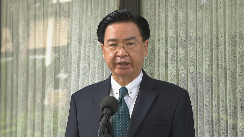 快新聞/專訪遭中國嗆違反「一中」! 印媒公開威脅信 吳釗燮霸氣回:台灣是一個民主國家