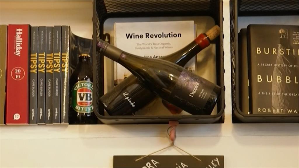 全球/反制中國「紅色霸凌」澳洲開闢紅酒新市場