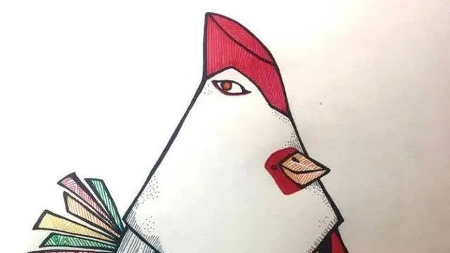 金雞獎海報票選「這隻雞」太有才 狠甩亞軍4萬票!網憂官方不認帳