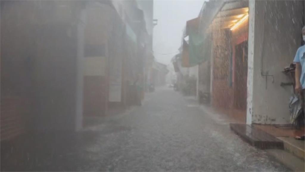 首波梅雨鋒面報到! 鯉魚潭水庫進帳最多  菲律賓東方將形成「彩雲颱風」 對台灣影響不大!