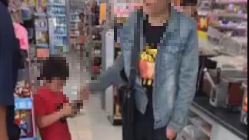 最壞示範!半夜攜兒娃娃機店偷模型男竟否認犯案 台主:心疼的是小孩