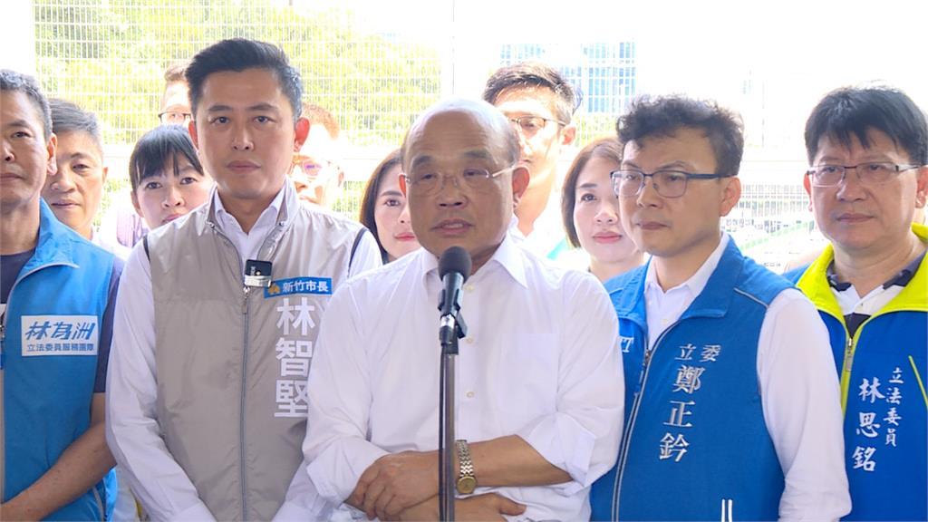 「我是台灣人」認同感創新高 蘇貞昌:天經地義