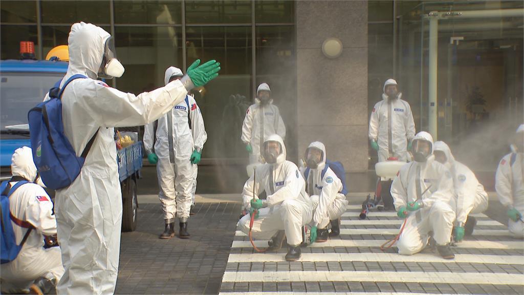 疫情爆發!確診數將呈拋物線式上升 防疫專家:台灣4月前是很安全的