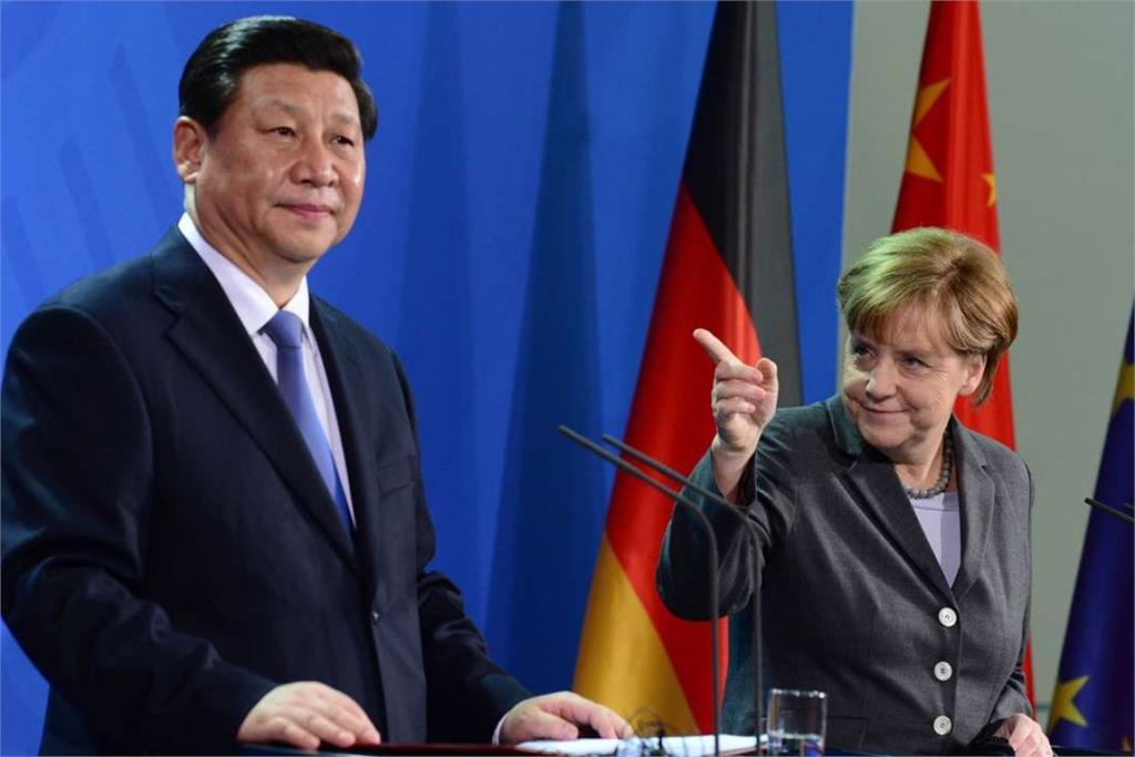 中國極權主義該付出代價! 德媒籲歐盟應與台灣建交