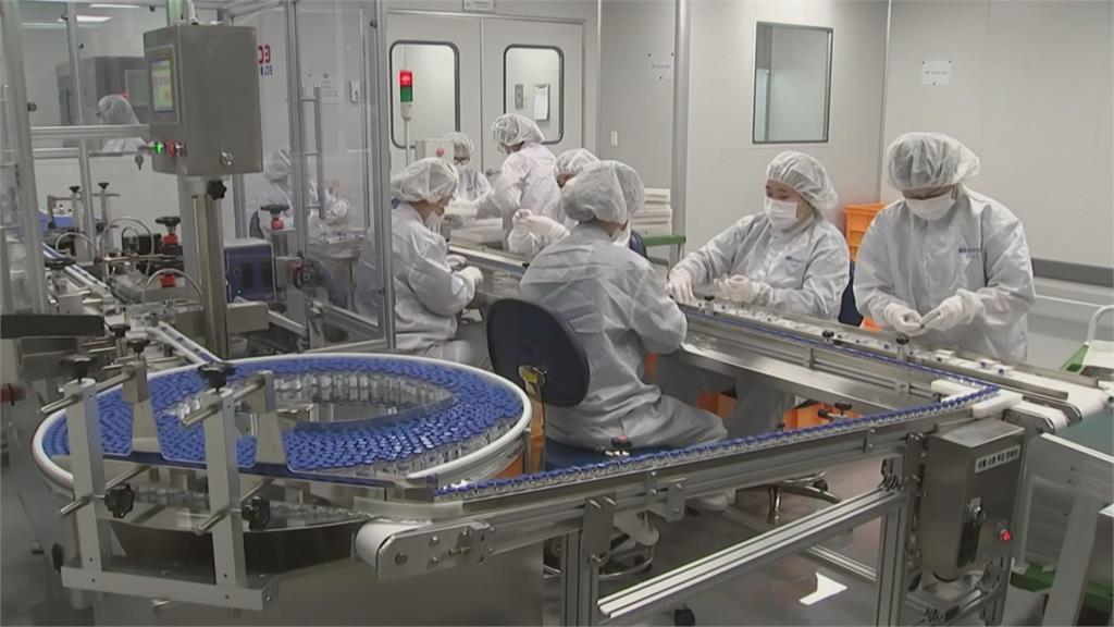 南韓代工俄羅斯Covid-19疫苗 1000萬劑待批准