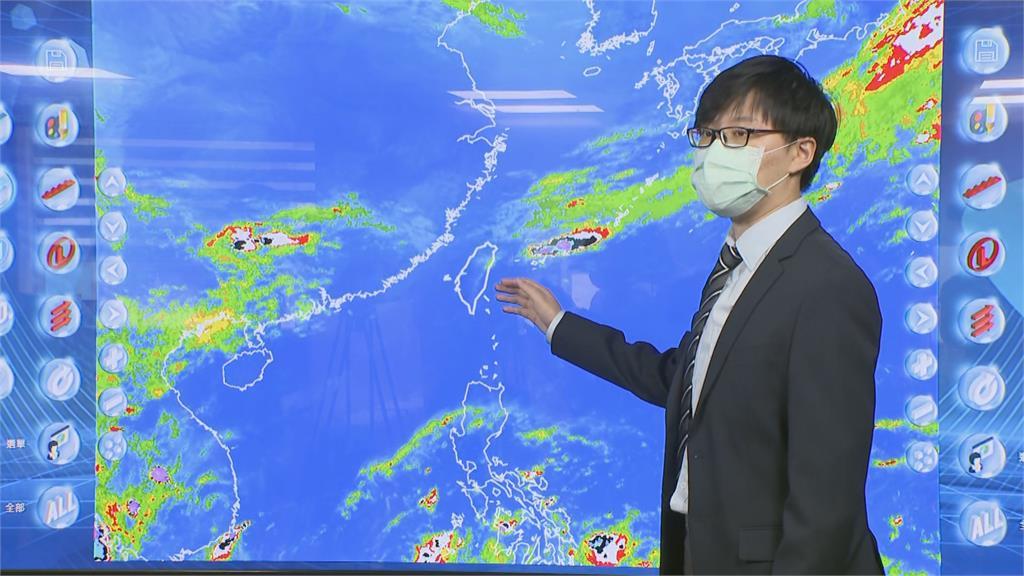 快新聞/未來一週高溫炎熱! 氣象局:長時間大範圍降雨5月下旬有望