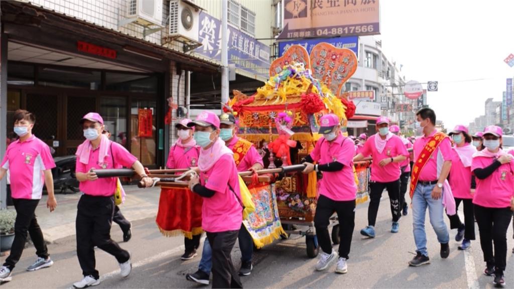 福安宮「逆時中」堅持遶境 彰化衛生局:372人需自主管理14天