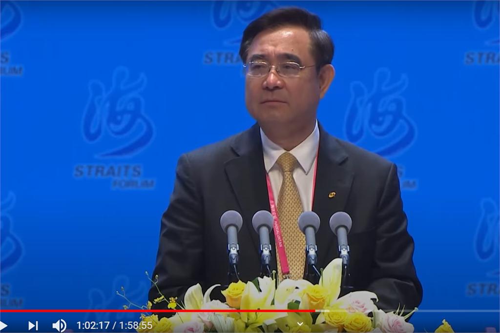快新聞/新黨主席海峽論壇倡議「一國兩制台灣方案」 陸委會:檢疫後啟動調查