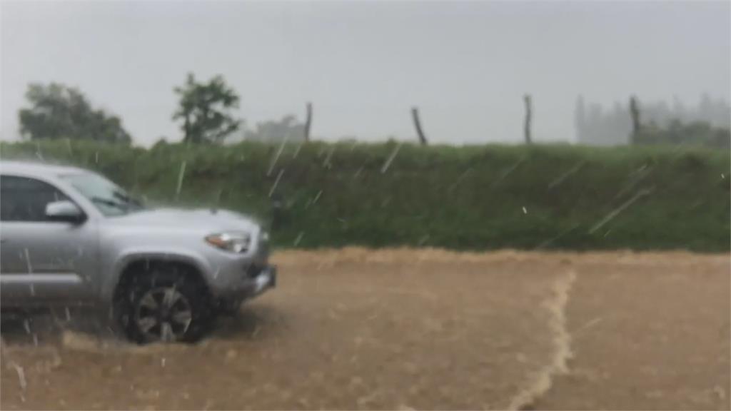 夏威夷州第二大島茂宜島  大雨釀水壩潰決