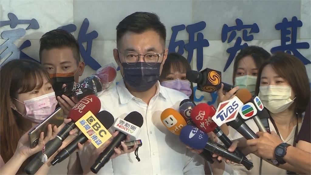 快新聞/張亞中送考紀會風暴 江啟臣籲撤回:已對黨造成傷害