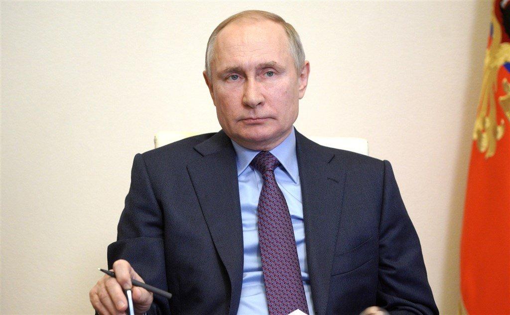 俄羅斯如何應對中國武力犯台?蒲亭被問罕見發聲