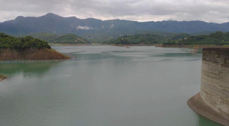 高雄每天引水200多萬噸!南化水庫蓄水量破88%有望「滿庫」
