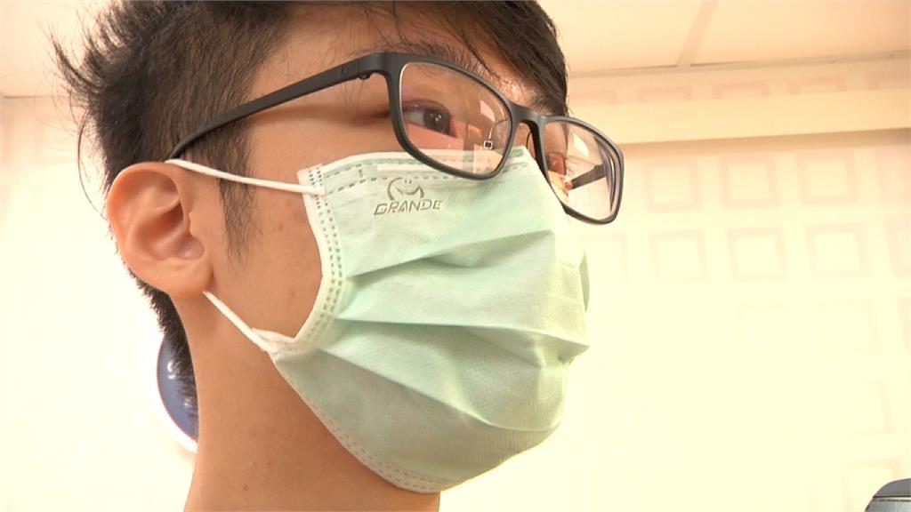 口罩戴出副作用!醫師祭緩解皮膚妙招
