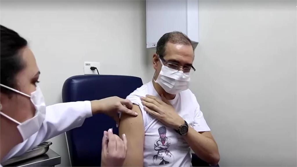 牛津大學武肺疫苗臨床試驗 有受試者死亡