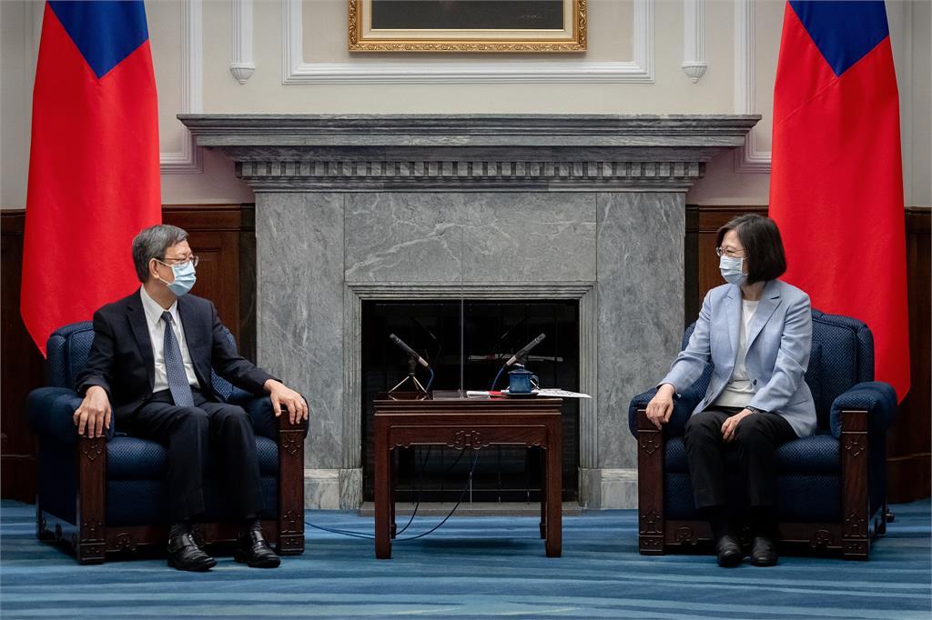 快新聞/陳建仁獲任命為教廷科學院院士 蔡英文恭喜:很開心看到他的活躍