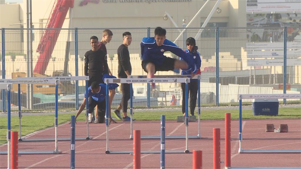 跑出個人本季最佳13秒53 陳奎儒晉級110跨欄準決賽