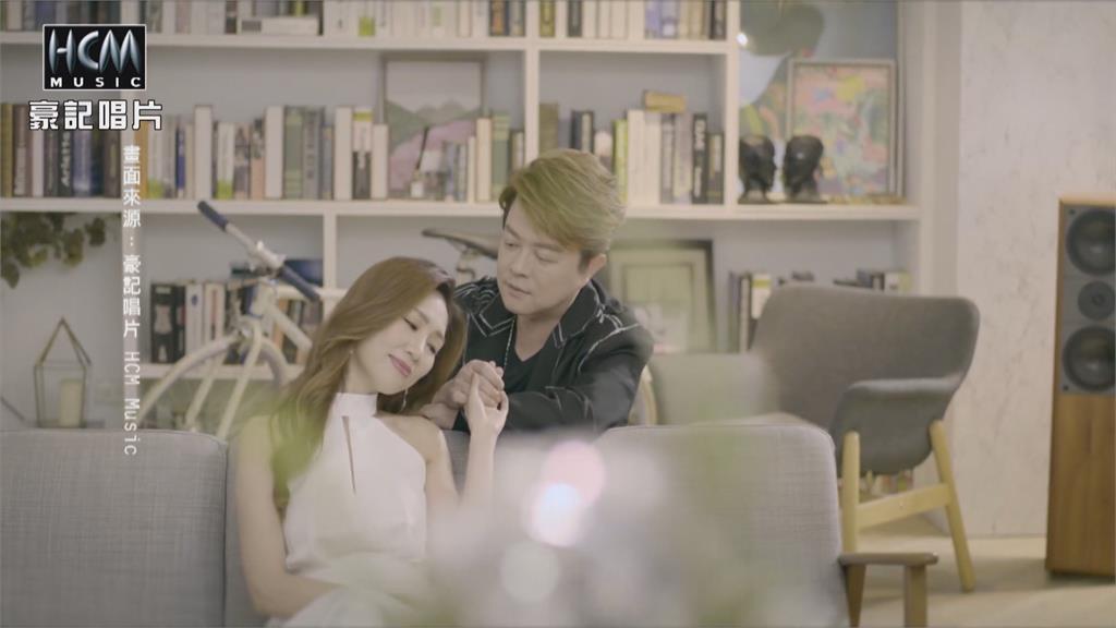 撇性騷風波回歸? 翁立友與師妹唱情歌 新歌MV曝