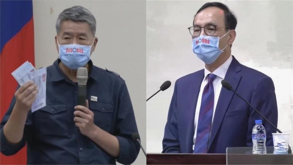 快新聞/國民黨主席明天揭曉 周玉蔻曝內部最新民調:朱張「差不到1%」