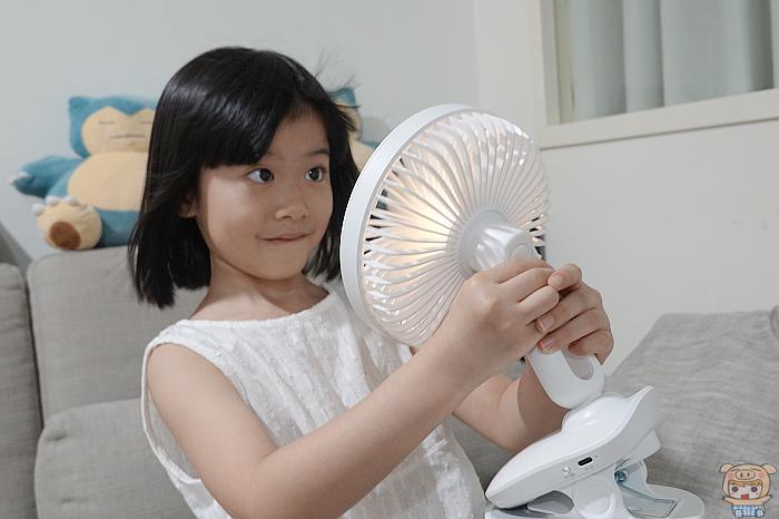 生活中不能缺少的隨身小物~ ONPRO UF-IFAN Pro 二代小夜燈觸控涼風扇 開箱 評測