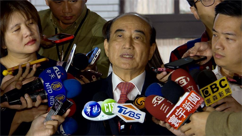 最後一次總質詢  王金平告別立法院演說