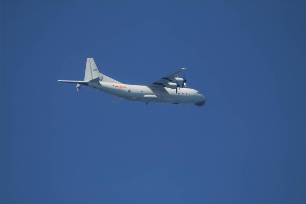 快新聞/共機昨晚又擾台! 本月第10起 空軍廣播驅離飛彈追監