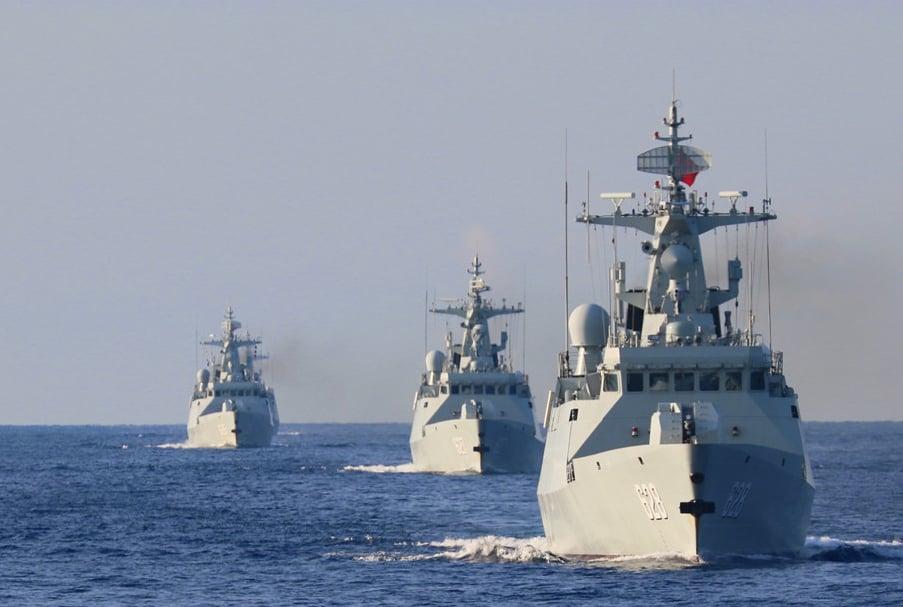 中國不承認的海軍!「海上民兵」被掀底:遊走灰色地帶的小藍人
