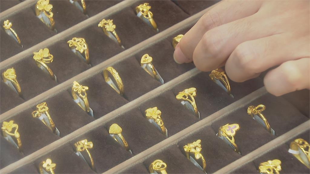 美選拉鋸戰...黃金每盎司衝到1952美元!國際疫情又拉警報 黃金市場避險情緒持續