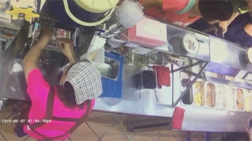 豆花店員工偷4450元被逮 和解書竟寫「16年偷600萬」