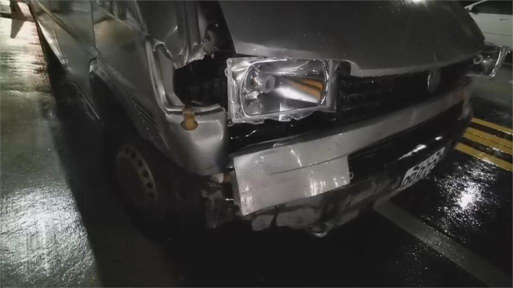 補習驚魂!安親班專車擦撞貨車  4名學童輕傷送醫