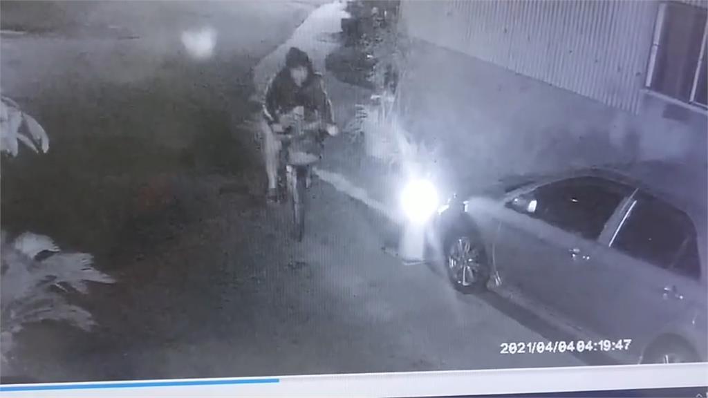 變裝砸車行竊 歹徒兩小時偷十車