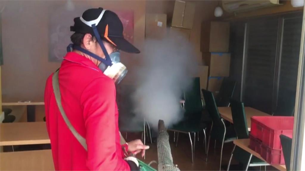 快訊/台北市出現今年首例本土登革熱!大安區30歲男子確診