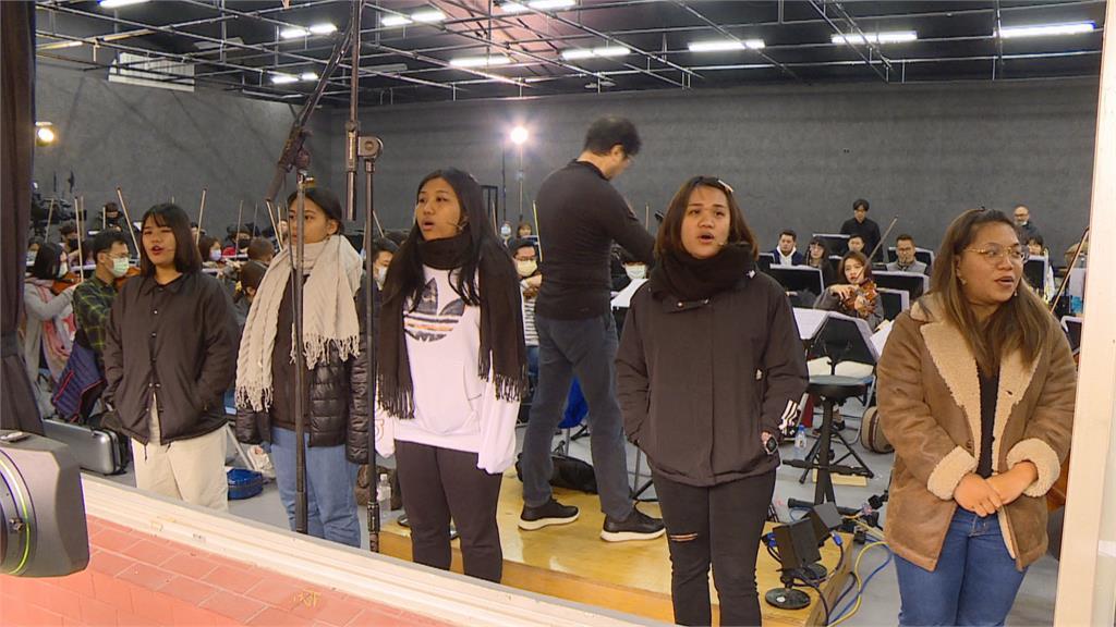 台灣的聲音新年音樂會 元旦國家音樂廳登場