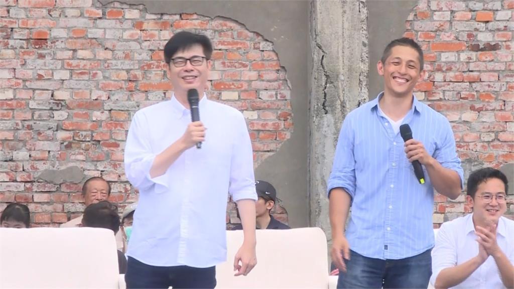 陳其邁找吳怡農當競選顧問 藍營不服輸力邀「安安」
