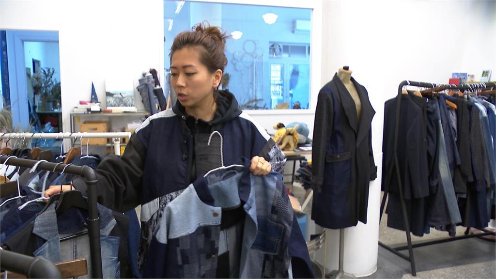 舊牛仔褲變身外套、西裝!設計師陳冠百巧手「點衣成金」