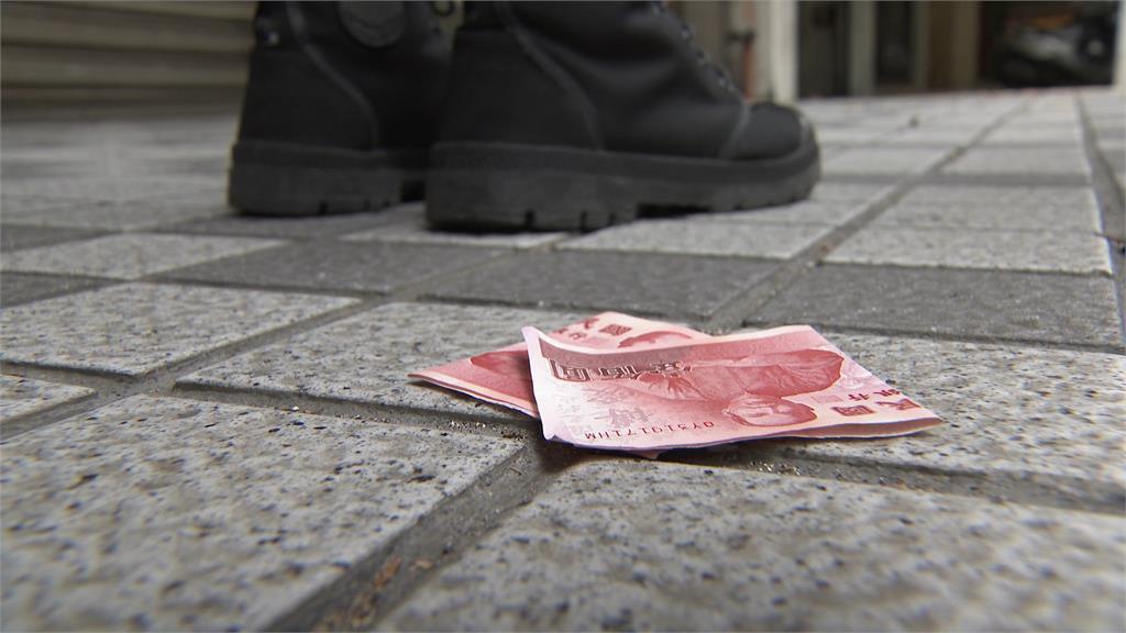 台北一年撿到五千萬 大安中山信義最好撿