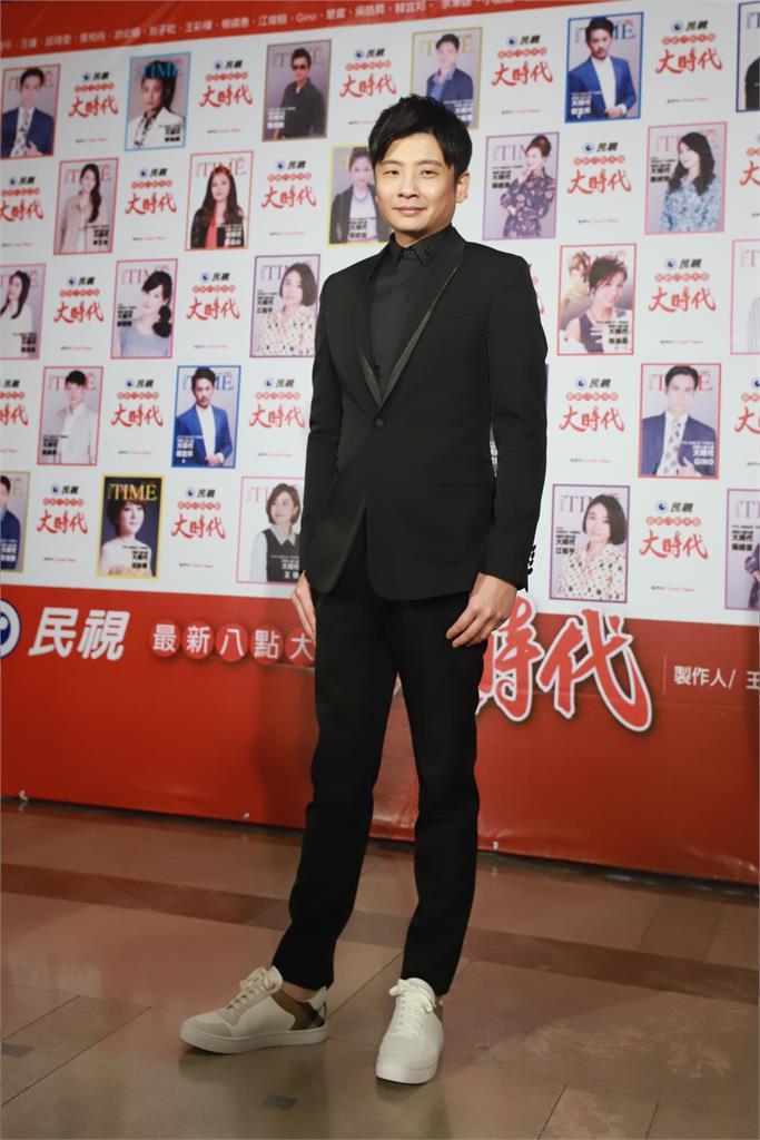 狂賀!《大時代》蔡佳麟入圍54屆金鐘獎戲劇節目新進演員獎