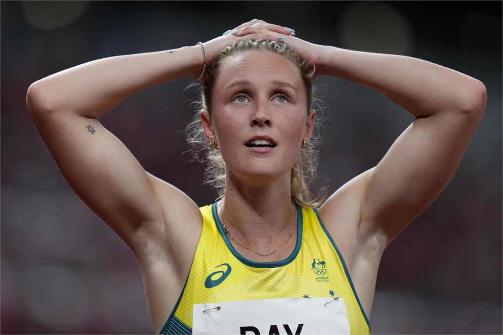 東奧/澳洲正妹短跑女將打工籌東奧旅費 跑進2百M決賽驚喊Holy sh*t