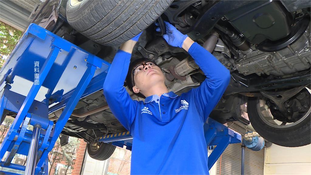 汽車維修定型化契約5月底上路 收費標準.項目需明確標示