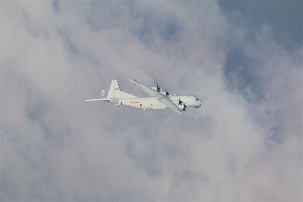 快新聞/中國軍機又來擾! 1架「運-8反潛機」闖我西南空域 空軍防空飛彈追監