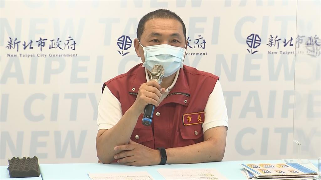 LIVE/新北「幼兒園群聚」再添2確診 侯友宜15:00記者會最新說明