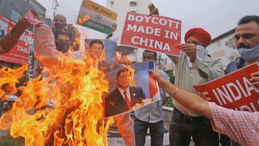 印媒訪吳釗燮 中國鴨霸干涉印度大反彈!戰狼再踢鐵板