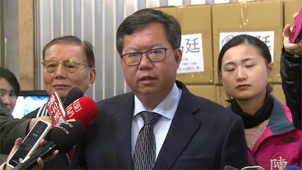 快新聞/國民黨立委杯葛蘇貞昌丟豬內臟阻施政報告 鄭文燦:不該失控
