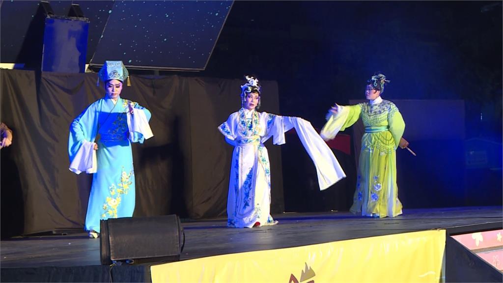 交通部觀光局小鎮遊戲趣 邀您到鹿港看歌仔戲